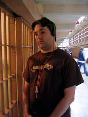 Cal (Paul Hammond) Tags: 2005 cal calhenderson alcatraz takenwithixus2 audiotour flickr:user=bees ph:camera=ixus2