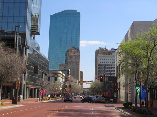 Fort Worth, Texas City Center by Ken Lund, on Flickr