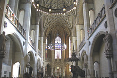 Full Interior (crbassett) Tags: travel history church germany europa europe kirche wittenberg luther reformation castlechurch