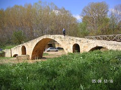 Roman bridge (David Domingo) Tags: lechago virgendelrosario terol spain espaa espanya europa europe roman bridge pancrudo teruel aragn arag aragon