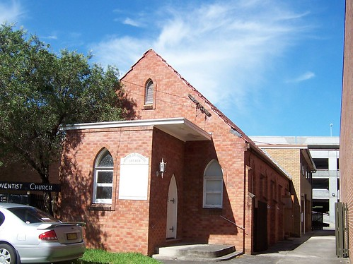 Seventh Day Adventist Church Blackwall Road Woy Woy