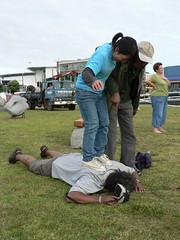 Day 21 Filipe Tohi's Japanese massage (te_kupenga) Tags: filipetohi ayaochi social kupenga gen06 2006 day21