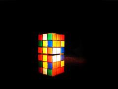 ЯRubiks Cube - by Яick Harris