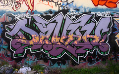 Dzyer (funkandjazz) Tags: dzyer california sanfrancisco graffiti icp