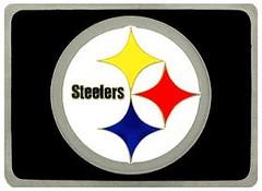 Steelers Win AFC