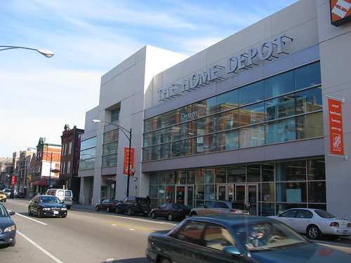 Home Depot, Halsted Street, Lincoln Park, Chicago