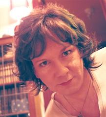 Stephanie close (Julie Bruce) Tags: drag tgirl transgender tranny transvestite brunette crossdresser thirdsex