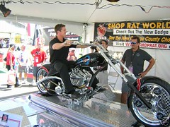 carl on bike (butterscotchbobssister) Tags: 2005 carl motorcycle edwards carledwards