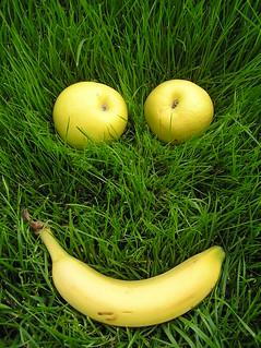 Happy Fruit Grass