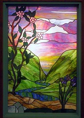 """""""People are like stained glass windows... (Ange's photos) Tags: light sunlight glass tag3 taggedout tag2 tag1 darkness stainedglass quotes quotations elisabethkublerross"""
