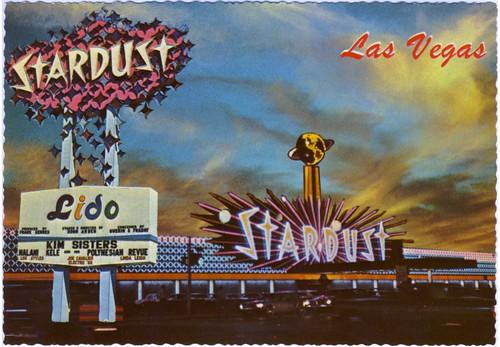 Stardust Casino Hotel Late 1960's - Las Vegas