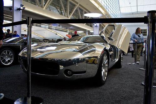 Фотографии концепт кара Форд Shelby GR-1