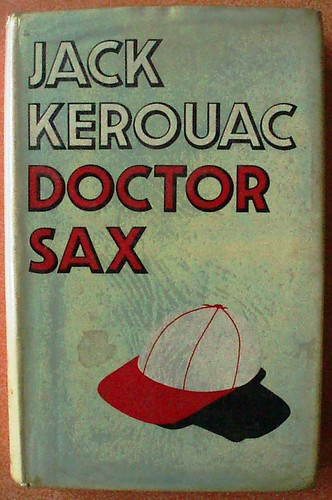 kerouac/doctor sax