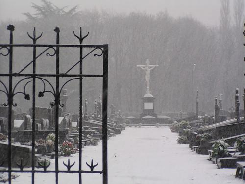 Cemetery/kerkhof Pasbrug, Sint-Katelijne-Waver/Mechelen by Sint-Katelijne-Waver