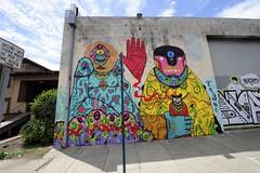 COLOMBO (STILSAYN) Tags: california graffiti oakland bay east area colombo 2015