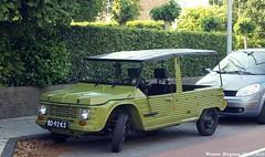 Citron Mhari 1981 (XBXG) Tags: auto old france holland classic netherlands car vintage french automobile nederland convertible citron voiture 1981 frankrijk cabrio paysbas ancienne roadster cabriolet mehari overveen franaise citronmhari mhari citronmehari bd92ks
