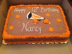 Cheerleader cake, Triad Area, NC, www.birthdaycakes4free.com