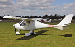 G-CBDJ Flight Design CT 2K (PlanecrazyUK) Tags: fly in sturgate 070615 egcv flightdesignct2k gcbdj