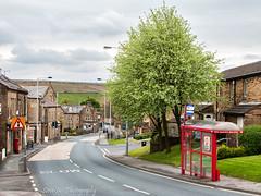 Denholme (Steve Swis) Tags: uk england village britain yorkshire may 2012 denholme canong9