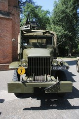 GMC CCKW353 (xwattez) Tags: old france truck expo wwii exposition lorry camion american transports gmc ancien 353 défilé américain 2015 véhicule cckw portetsurgaronne