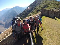 Photo de 14h - 3eme jour de Trek, visite du Choquequirao (Pérou) - 11.07.2014