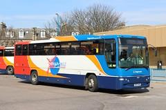 Volvo B7R Plaxton Profile (DennisDartSLF) Tags: volvo coach profile stagecoach kirkcaldy plaxton b7r 53277 stagecoachinfife sp07hhd