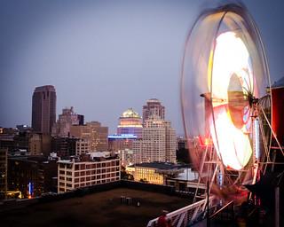 Ferris Wheel, City Museum
