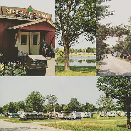 #darienlake #upstateny #glamping #camping #nystate