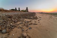 Montijo-4 (Ramn GH) Tags: beach landscape atardecer spain playa andalucia cadiz puesta