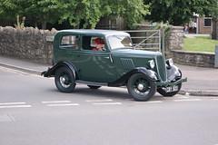 Ford Model Y (hugh llewelyn) Tags: fordmodely alltypesoftransport keynshamfestival