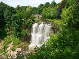 Webster's Falls .... Spencer Gorge / Creek .... Dundas (Hamilton) Ontario