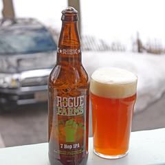 Rogue Farms 7 Hop IPA (Dan's Beer) Tags: 7 farms ipa hop rogue