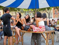 Feira de Gastronomia - Praça Tiradentes, Centro, Rio