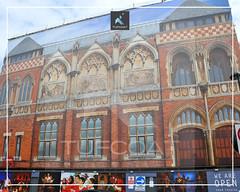 Swan Theatre Stratford upon Avon - Tufcoat Shrink Wrap