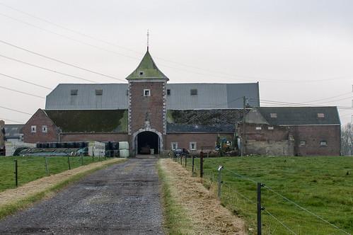 Jehay, herenboerderij