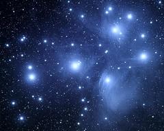 Seven Sisters (Pleiades) 14frames_300 (Andrew@Astrofarm) Tags: nebula pleadies sevensisters taurus astronomy astrometrydotnet:id=nova1893368 astrometrydotnet:status=solved france astrofarm astrophotography blue gas stars star night sky dark