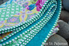 Jennifer Paganelli Good Company Quilt (pigsinpajamas) Tags: paganelli jenniferpaganelli goodcompany quilt quilting minky longarm binding flowers stripes