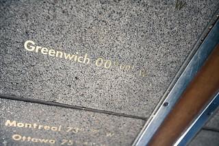 Greenwich Prime Meridian