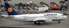 Boeing 737-530 D-ABIL (707-348C) Tags: frankfurt eddf fra airliner jetliner boeing boeing737 lufthansa dlh passenger b735 dabil historical