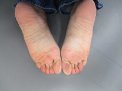 My soles (Dan Glingballs) Tags: sole feet wrinkles ticklish wrinkledsoles tickle tickling barefeet