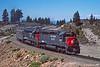 Shasta Route Directors Special (C.P. Kirkie) Tags: southernpacific sp emd california trains railroads passengertrain spshastaroute mountshasta sdp45 siskiyoucounty