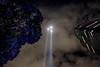 Unidentified flying object (sapphire_rouge) Tags: 六本木 skyscraper tokyotower 東京 夜景 illumination 日本 tokyomidtown 高層ビル roppongihills roppongi 東京ミッドタウン darkness japan 東京タワー midton イルミネーション