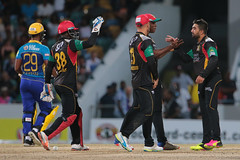 Pooran is out (St. Kitts & Nevis Patriots) Tags: cricket cpl bridgetown barbados brb