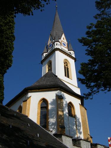 Lienz, Szent András-plébániatemplom