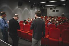 Ross Lipman 005 (Cinemazero) Tags: pordenone cinemazero rosslipman film notfilm busterkeaton samuelbeckett documentario