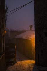 snow on calascio (psychodogs) Tags: stagioni neve snow calascio gransasso appennino winter borgo paese