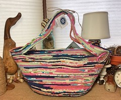 "Jumbo Market Tote Basket #1062 • <a style=""font-size:0.8em;"" href=""http://www.flickr.com/photos/54958436@N05/32072906711/"" target=""_blank"">View on Flickr</a>"
