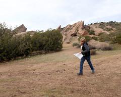050 Sprint For The Finish (saschmitz_earthlink_net) Tags: 2017 california orienteering vasquezrocks aguadulce losangelescounty laoc losangelesorienteeringclub