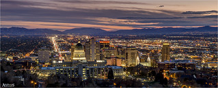 Salt Lake City blues, USA