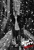 Sin City Self Portrait (Richard Sollorz Photography) Tags: richard sollorz photoshop selfie self portrait sin city monochrome black white sbnow snow cityscape layers art artist photography composite sincity